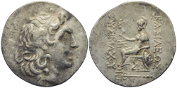 THRAKIEN. BYZANTION  Tetradrachme Ag ss , 16.74gr.